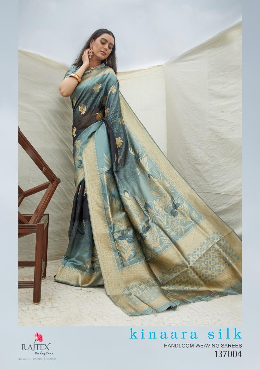 KINAARA SILK | HANDLOOM WEAVING SILK SAREE DN137004