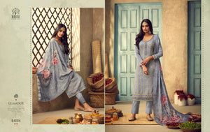 Mohini Glamour Indian Fashion Suit - DNo:84004