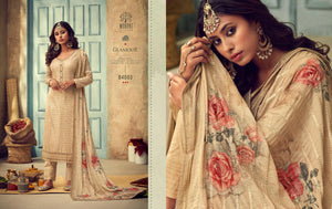 Mohini Glamour Indian Fashion Suit - DNo:84003
