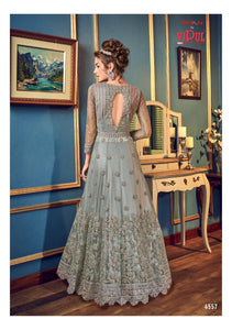 Vipul Julia Indian Gown 2020 - DNo:4557