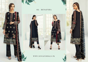 Xenia Janaan Luxury Chiffon Collection 2020 - 02 Benafsha online Pakistani designer dress Anarkali Suits Party Werar Indian Dresses Pakistani Dresses Eid dresses online shoppingReady made Pakistani clothes UK Eid dresses UK online Eid dresses online shopping readymade eid suits uk eid suits 2019 uk pakistani eid suits uk eid suits 2020 uk Eid dresses 2020 UK