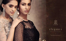 Load image into Gallery viewer, Black Indian Party Gown by Mohini Glamour - 75001