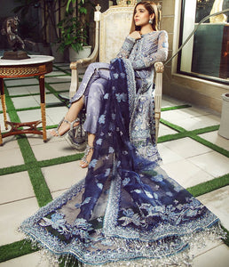 MARYAM HUSSAIN - WEDDING COLLECTION 2020 Falak