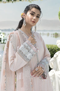 Buy MARIA B SATEEN Pink Pakistani Ready made, Stitched & unstitched 3 pc Suits Collection 2020 in the UK for Party & Wedding Festivities. Shop Now MARIA B SATEEN & Silk Off-White Indian Pakistani Dresses & Designer Wear for UK Asian Women Online at Best Price from LebaasOnline Boutique.