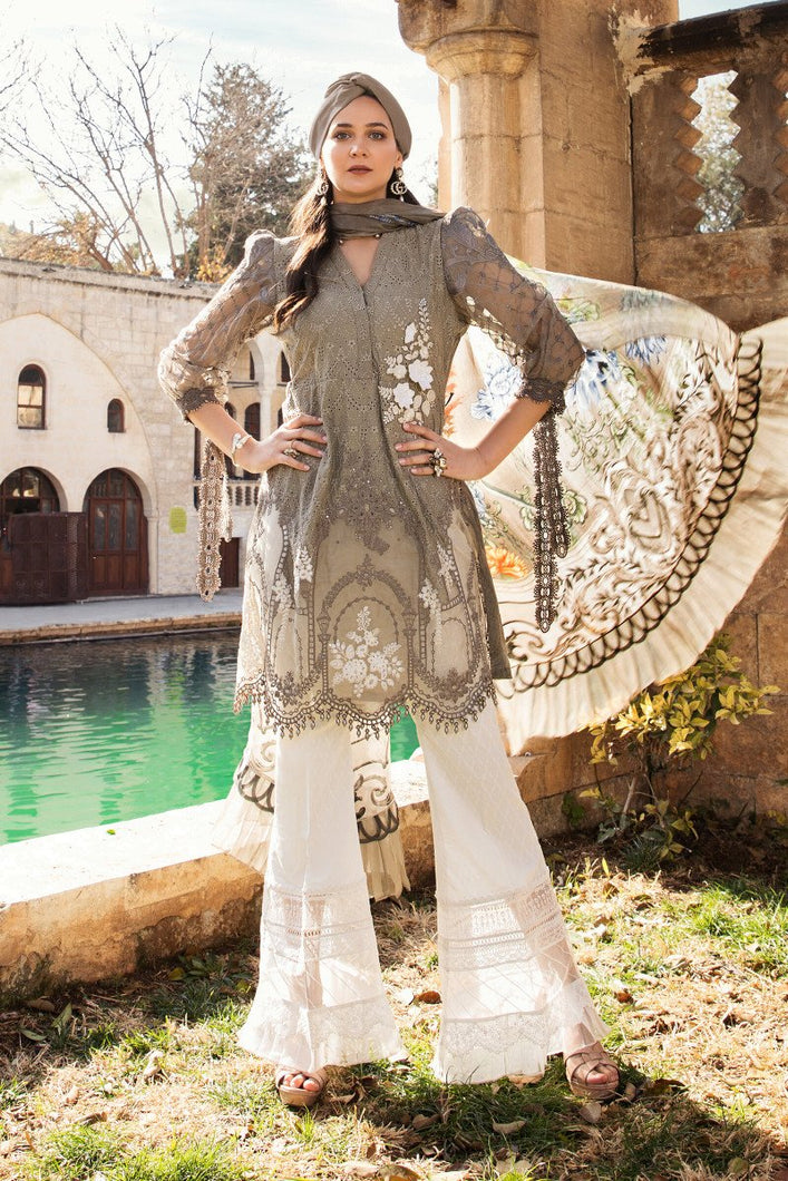 Shop the latest trends of Maria B Lawn 2020 Clothes Unstitched/ready to D-2101-B - Maria B Lawn 2020 ar 3 Piece Suits for the NIKAH OUTFIT. Available for customisation at LebaasOnline. Maria B's latest lawn, digital print attire andPAKISTANI DRESSES ONLINE for Women. free shipping UK, USA, and worldwide