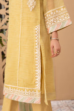 Load image into Gallery viewer, Buy Maria B Suit Yellow DW-EA20-17 Ready to Wear and Stitched. READY MADE MARIA B EID COLLECTION 2021 Rejoice this Eid ambiance with balance of dynamic hues with NEW Pakistani designer clothes 2021 from the top fashion designer such as MARIA. B online in UK & USA Express shipping to London Manchester & worldwide