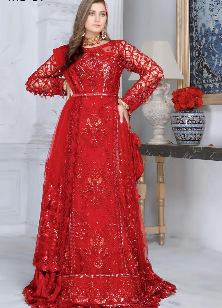 Shop EMAAN ADEEL - MAHERMAH 2021 | EA21M 01 Noor-e-Chasham at www.LebaasOnline.co.uk. Khaddi Net Embroidered hand mirror work, New Indian & Pakistani Designer Partywear Suits in the UK and USA at LebaasOnline. Browse new EMAAN ADEEL - MAHERMAH 2021 | EA21M 01 Wedding Part & Nikah dresses SALE at LebaasOnline.