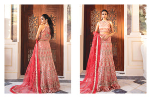 Falaknuma by Iznik | Formal Wedding Collection | 03 Kiraz