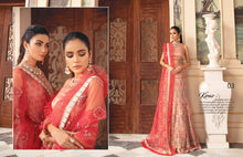 Load image into Gallery viewer, Falaknuma by Iznik | Formal Wedding Collection | 03 Kiraz