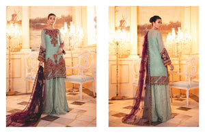 Falaknuma by Iznik | Formal Wedding Collection | 07 Marrah