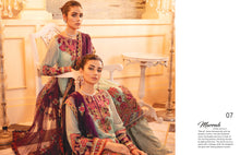 Load image into Gallery viewer, Falaknuma by Iznik | Formal Wedding Collection | 07 Marrah
