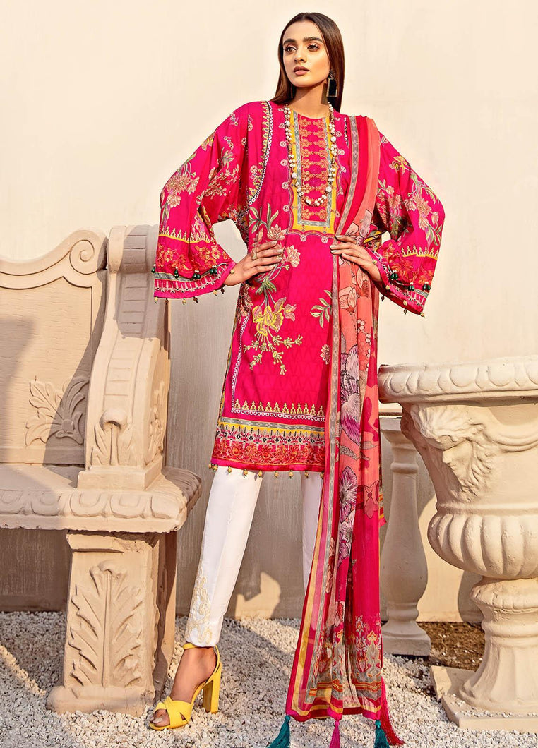 Buy Gulaal Lawn 2021 - Volume 1 GL21L GL-02 Red from Lebaasonline Pakistani Clothes Stockist in the UK @ best price- SALE ! Shop Gulaal Lawn 2021, Maria B Lawn 2021 Summer Suits, Pakistani Clothes Online UK for Wedding, Party & Bridal Wear. Indian & Pakistani Summer Dresses by Gulaal in the UK & USA at LebaasOnline.