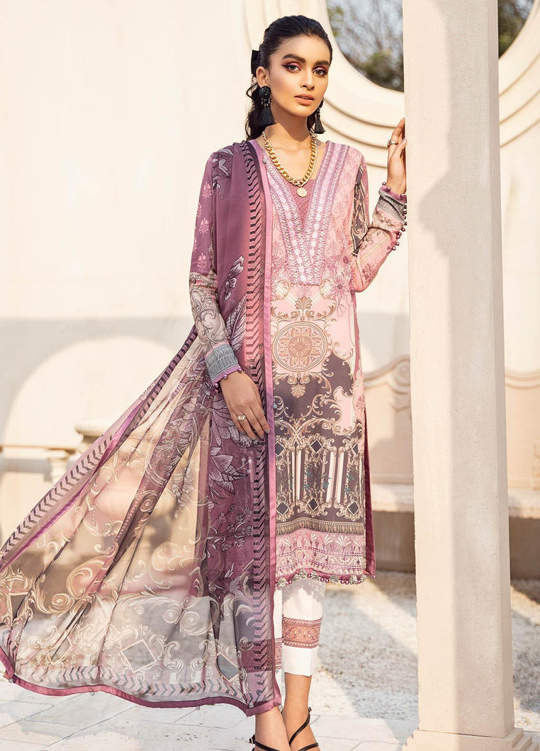 Buy Gulaal Lawn 2021 - Volume 1 GL21L GL-03 Purple from Lebaasonline Pakistani Clothes Stockist in the UK @ best price- SALE ! Shop Gulaal Lawn 2021, Maria B Lawn 2021 Summer Suits, Pakistani Clothes Online UK for Wedding, Party & Bridal Wear. Indian & Pakistani Summer Dresses by Gulaal in the UK & USA at LebaasOnline.