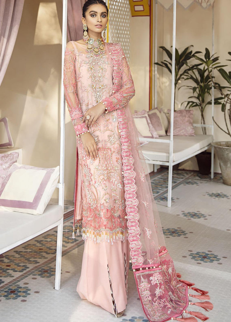 Buy GULAAL | Luxury Formals Wedding Collection 2020 -Salima WD 07 from Lebaasonline Pakistani Clothes Stockist in the UK at best price- SALE ! Shop Now Pakistani Clothes Online UK for Wedding, Party & Bridal Wear. Indian & Pakistani Dresses Unstitched and Stitched Ready to Wear Embroidered by Gulaal in the UK & USA .