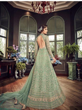 Load image into Gallery viewer, Classic Designer Anarkali Gown in trendy colours - LebaasOnline