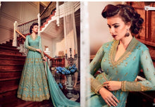 Load image into Gallery viewer, Royal Designer Anarkali Dress by Glossy - LebaasOnline