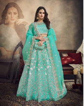 Load image into Gallery viewer, Zoya Legacy Indian Lengha Dresses - LebaasOnline