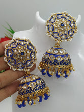 Load image into Gallery viewer, DEEPIKA - wedding  indian Bollywood jewellery - LebaasOnline