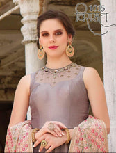 Load image into Gallery viewer, VIRASAT-Banglori Silk Party Gowns - LebaasOnline
