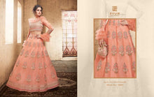 Load image into Gallery viewer, Zoya Festive Designer Lehnga In colours - LebaasOnline
