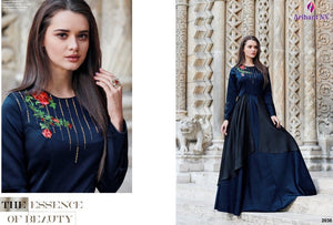 Readymade Party Gowns INDIAN DESIGNER - LebaasOnline