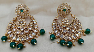 Semi bridal Crystal Collection Jewellery sets - LebaasOnline