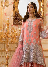 Load image into Gallery viewer, Shamrock by Maryum N Maria Embroidered Chiffon 3-Piece Suit SMM 2019 - Premium Wedding Collection| Pakistani Designer Suits - LebaasOnline