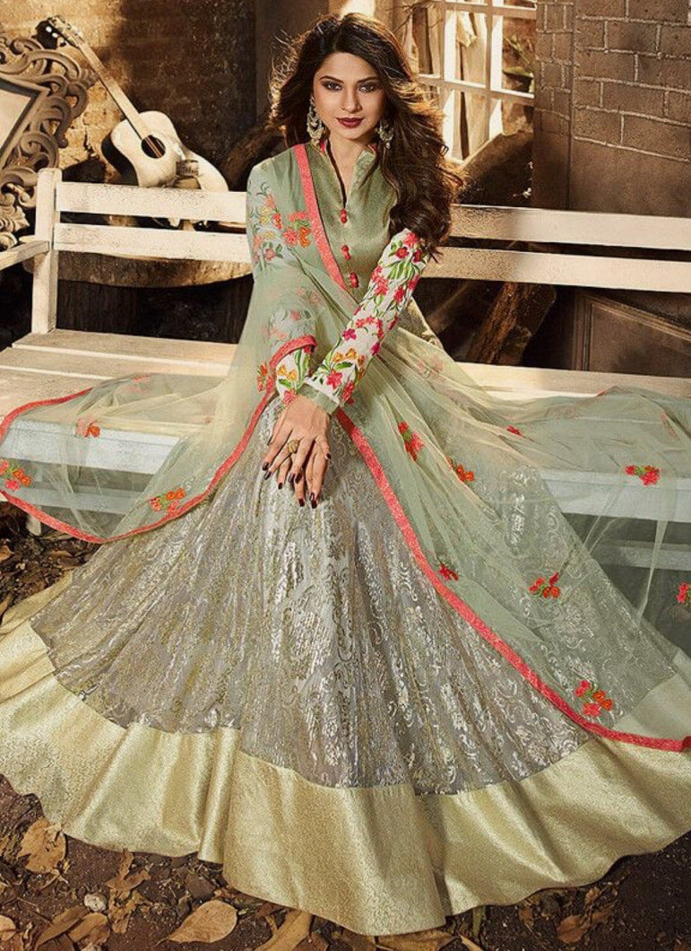 JENNIFER WINGET- Luxury Designer Indian Gowns - LebaasOnline