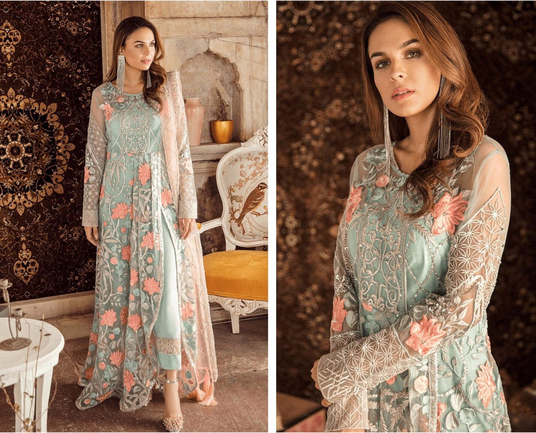 IMROZIA PREMIUM 2019 Designer Suits Collection - LebaasOnline