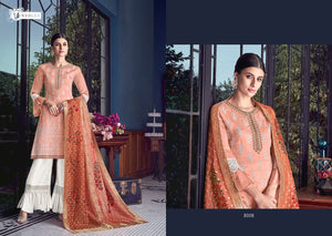 SEZANE- Indian Designer party suits in trendy Sharara style | Violet 2019 sharara collection | Indian palazzo suits NEW - LebaasOnline