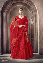 Load image into Gallery viewer, Royal BOLLYWOOD BRIDE Indian Designer wedding Lehnga - LebaasOnline