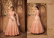Load image into Gallery viewer, KARMA DESIGNERS  Anarkali Dresses- - LebaasOnline