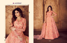 Load image into Gallery viewer, Shamita Shetty Classic Anarkali  Suit in trendy colours - LebaasOnline