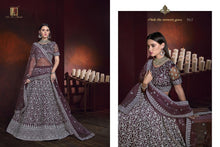 Load image into Gallery viewer, MN Designer Indian wedding Lehnga - LebaasOnline