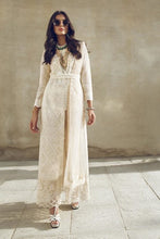 Load image into Gallery viewer, Pure LUXE Luxury Chiffon Designer white salwar suit - LebaasOnline