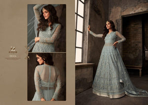 Designer Zoya Anarkali Dresses -Indian dress for women - LebaasOnline