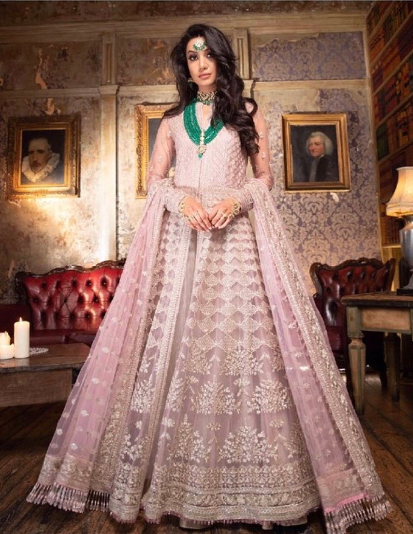 Sobia Nazir NAYAAB 2019 Wedding Gown