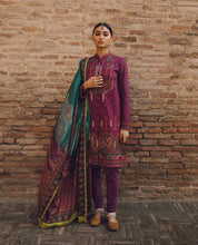 Load image into Gallery viewer, ZARA SHANJAHAN Gulbadan a Lawn Suit 2020 online Pakistani Anarkali Suits Party Wear Indian Dresses Pakistani Dresses