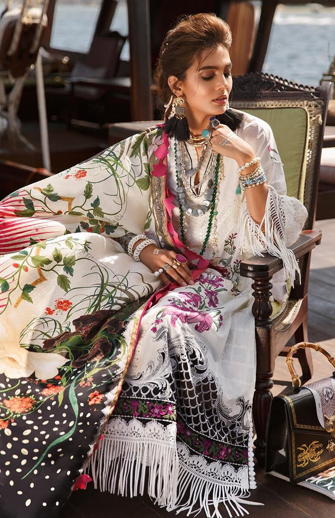 ELAN LUXURY LAWN SUITS MARINI 2020 online Pakistani designer dress Anarkali Suits Party Werar Indian Dresses Pakistani Dresses