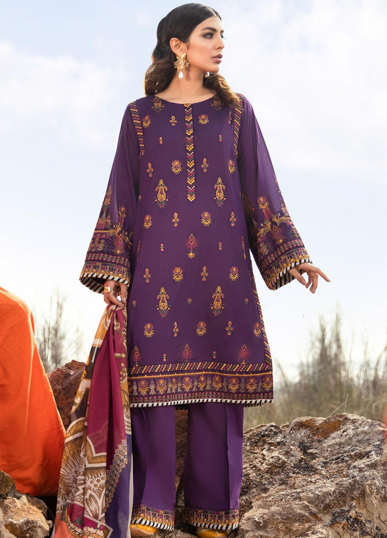 Buy Iznik Luxury Lawn 2021| Horizon | 03 Purple Dress at exclusive rates Buy unstitched or customized dresses of IZNIK LAWN 2021, MARIA B M PRINT OFFICIAL IMROZIA UNSTITCHED Gulal dresses of Evening wear, Party wear and NIKAH OUTFITS ASIAN PARTY WEAR Dresses can be available easily at USA & UK at best price in Sale!