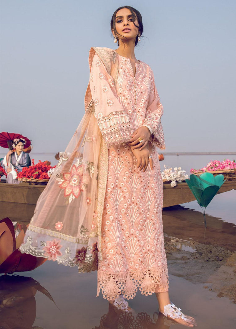 Buy Iznik Luxury Lawn 2021| Stream | 11 Peach Dress at exclusive rates Buy unstitched or customized dresses of IZNIK LAWN 2021, MARIA B M PRINT LAWN 2021, IMROZIA COLLECTION, Gulal dresses of Evening wear, Party wear and NIKAH OUTFITS FOR ASIAN PARTY WEAR Dresses can be available easily at USA & UK at best price in Sale