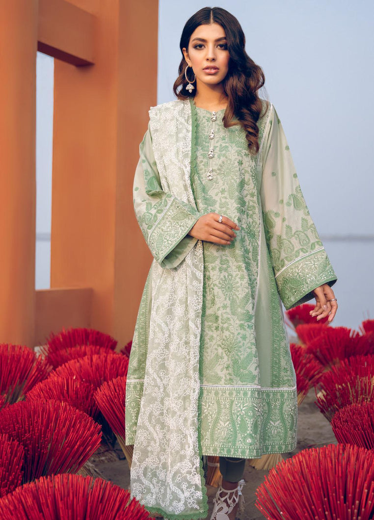 Buy Iznik Luxury Lawn 2021| Creme | 12 Green Dress at exclusive rates Buy unstitched or customized dresses of IZNIK LAWN 2021, MARIA B M PRINT LAWN 2021, IMROZIA COLLECTION, Gulal dresses of Evening wear, Party wear and NIKAH OUTFITS FOR ASIAN PARTY WEAR Dresses can be available easily at USA & UK at best price in Sale