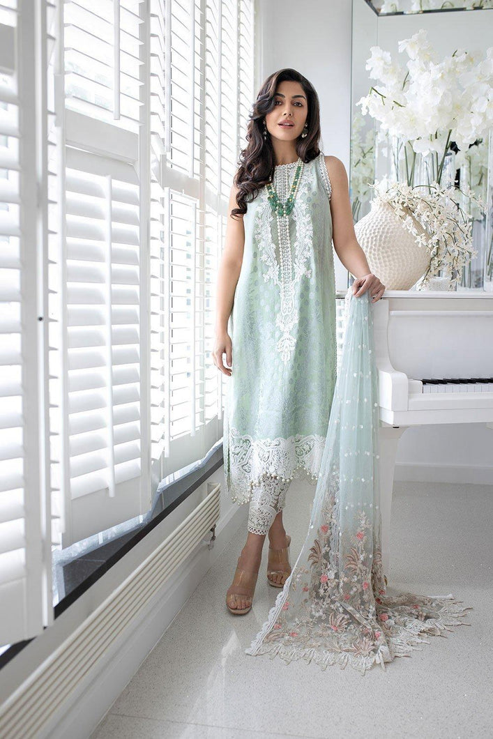 Buy Sobia Nazir's Luxury Lawn Collection 2021 Green Lawn Dress from our website We are largest stockists of Sobia Nazir Lawn 2021 Maria b Pret collection The Pakistani designer are now trending in Mehndi, Eid Dresses Party dresses and Bridal Collection Buy dress pak in Birmingham UK USA Spain from Lebaasonline in SALE!
