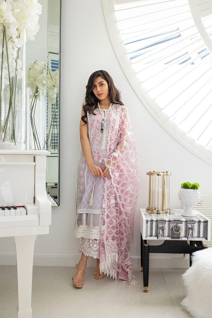 Buy Sobia Nazir's Luxury Lawn Collection 2021 Pink Lawn Dress from our website We are largest stockists of Sobia Nazir Lawn 2021 Maria b Pret collection The Pakistani designer are now trending in Mehndi, Eid Dresses Party dresses and Bridal Collection Buy dresses in Birmingham, UK USA Spain from Lebaasonline in SALE!