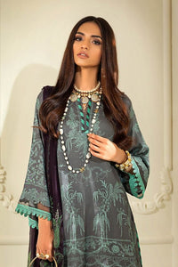 Buy now SANA SAFINAZ | Muzlin Winter'20 | M203-005B-CI at great price from Lebaasonline.co.uk