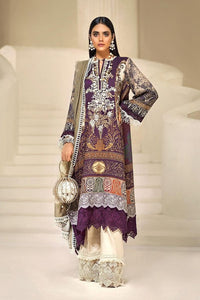 Buy Now SANA SAFINAZ | Muzlin Winter'20 | M203-007A-BO at great price from Lebaasonline.co.uk