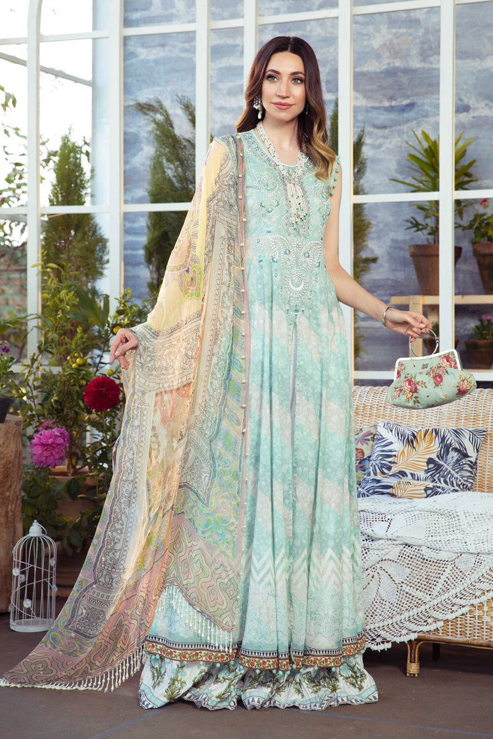 Mprints Maria B 2021 | MPT-1010-B MARIA B Mprints 2021 – 100% Original Guaranteed! Shop MariaB Mprints, MARIA B Printed Lawn from LebaasOnline.co.uk on SALE Price in the UK, USA, Belgium, Australia & London. Explore the latest collection of MariaB Mprint UK and MARIA B mprint fall collection at Lebaasonline today - With DISCOUNT CODE