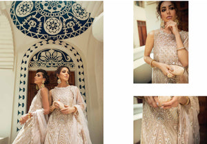 Buy MUSHQ Pakistani Party Dresses 2020, Mushq trousseau de luxe'20 -DN 05 in the UK, France, Dubai & USA -SALE ! Shop Pakistani Clothes Online UK in Ready To Wear Sizes at our Online Boutique. Lebaasonline are the largest Original Pakistani Designer Dresses store in the UK.