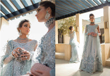 Load image into Gallery viewer, Buy MUSHQ Pakistani Party Dresses 2020, Mushq trousseau de luxe'20 -DN 01 in the UK, France, Dubai & USA -SALE ! Shop Pakistani Clothes Online UK in Ready To Wear Sizes at our Online Boutique. Lebaasonline are the largest Original Pakistani Designer Dresses store in the UK.