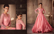 Load image into Gallery viewer, Pink Indian Party Gown by Mohini Glamour - 75003